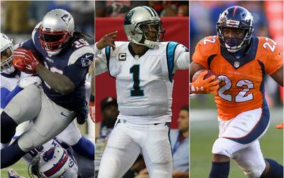 Patriots, Panthers y Broncos, favoritos en la semana 4