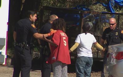 Hombre fallece tras ser apuñalado en San Antonio