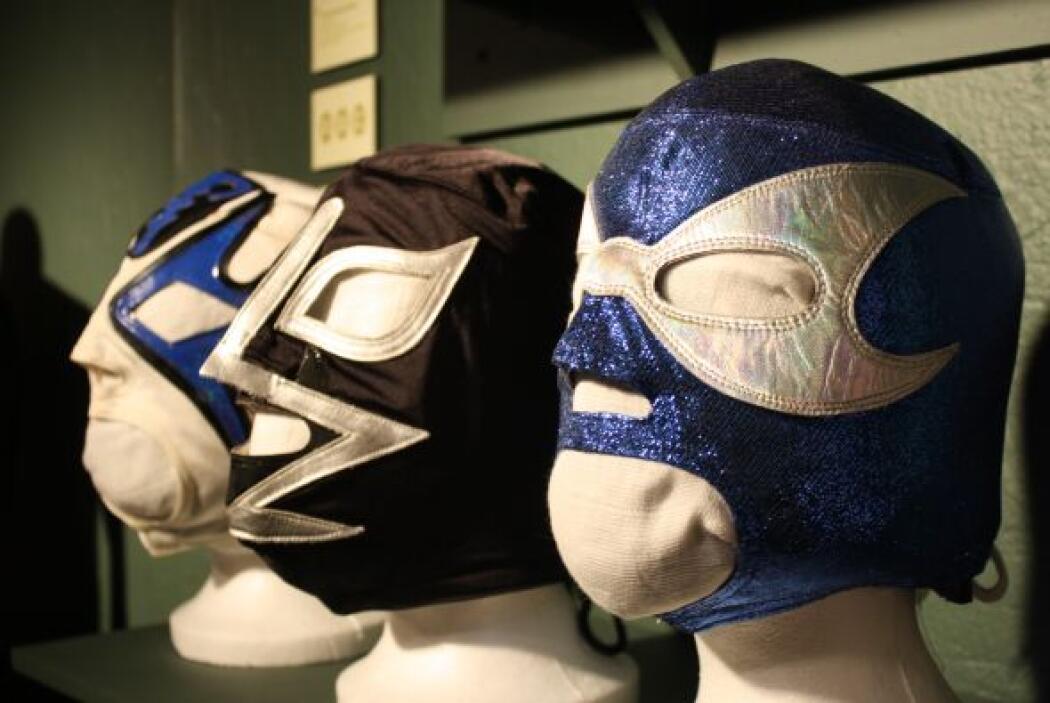 Se presenta actualmente en el anexo del museo Mexic-Arte. Fotos: Más más...