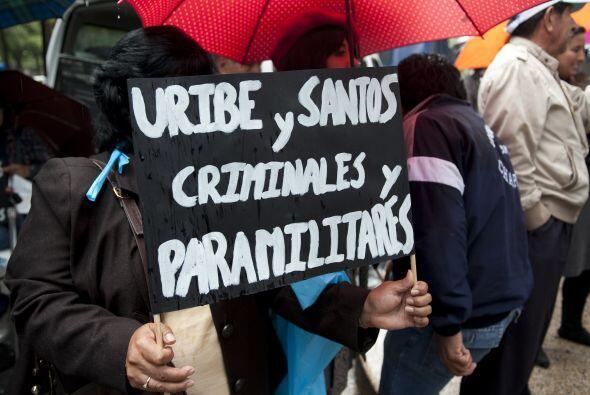 El señalamiento de presencia de las FARC en Venezuela detonó el nuevo ep...