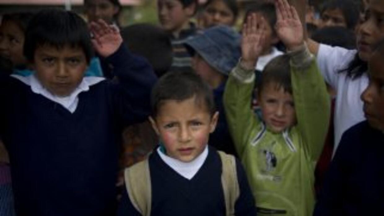 Tras los huidos de casa (9,527 niños), el segundo motivo más habitual fu...