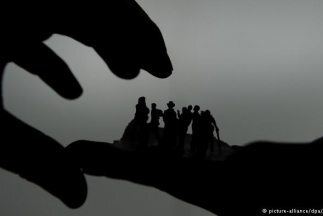 Trata de personas. Foto de dpa para DW.