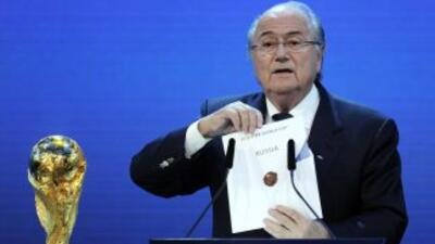 La FIFA tendrá que tomar una decisión final en breve para conocer si Rus...