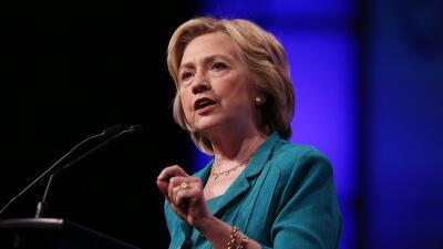 Hillary Clinton en Miami