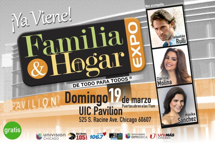 Familia 2017Y Hogar Expo