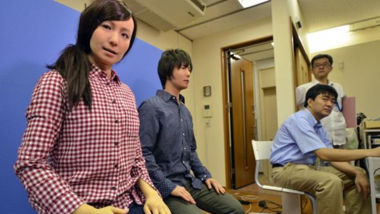 La facilidad para diferenciar a un humano de un robot es cada vez menor.