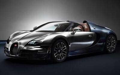 Bajo la serie de ediciones limitadas del Bugatti Veyron dedicadas a gran...