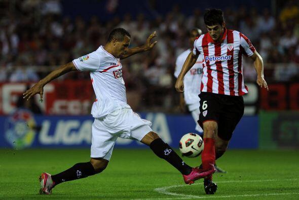 la jornada dominical de la fecha 8 en la Liga española tuvo dos juegos d...