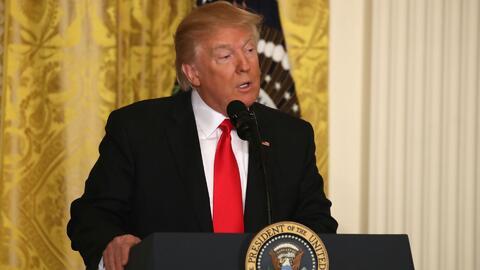 Crece la controversia por la relación de Donald Trump con Rusia y con lo...