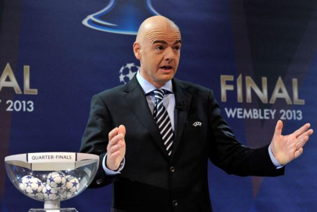 Además de los enfrentamientos, la UEFA determinará mañana la condición d...