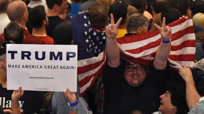 Dulce Valencia: I Can't Believe Donald Trump Won the Nevada Caucus Getty...