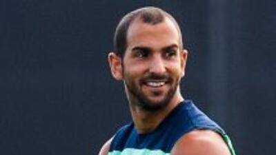 El lateral español confía en sí mismo y desea pelearle la titularidad a...