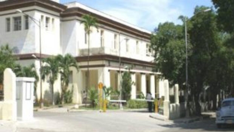 Calixto García Hospital