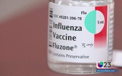 Es hora de vacunarse contra la influenza