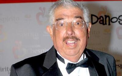 Rubén Aguirre 'Profesor Jirafales' está delicado de salud
