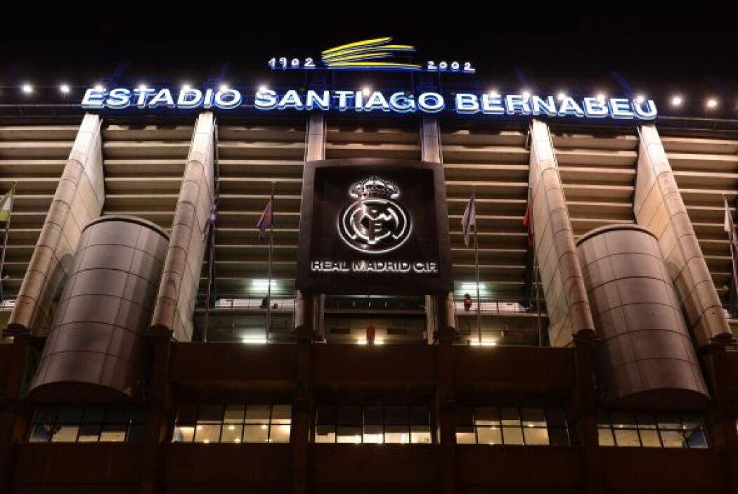Fueron meses de espera para que el Santiago Bernabéu fuera el escenario...