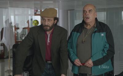 Goyo y Félix ya no toleran más las decisiones de Chava