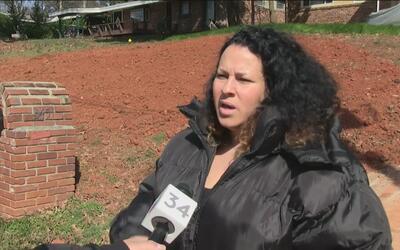 Una fuga de agua podría dejar a una familia sin hogar en Doraville