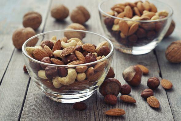 ¿No engordan? Contrario a lo que suele creerse, las nueces podrían ayuda...