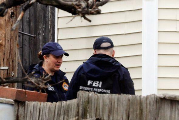 El desenlace se inició la noche del jueves, cuando los hermanos Tsarnaev...