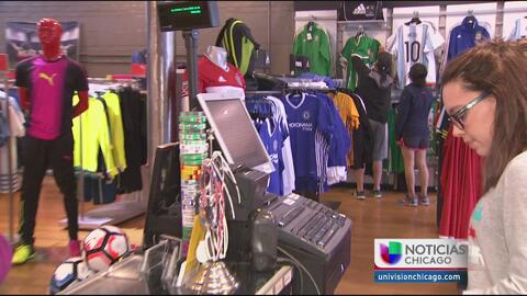 La Copa América trae ganancias a comerciantes de Chicago