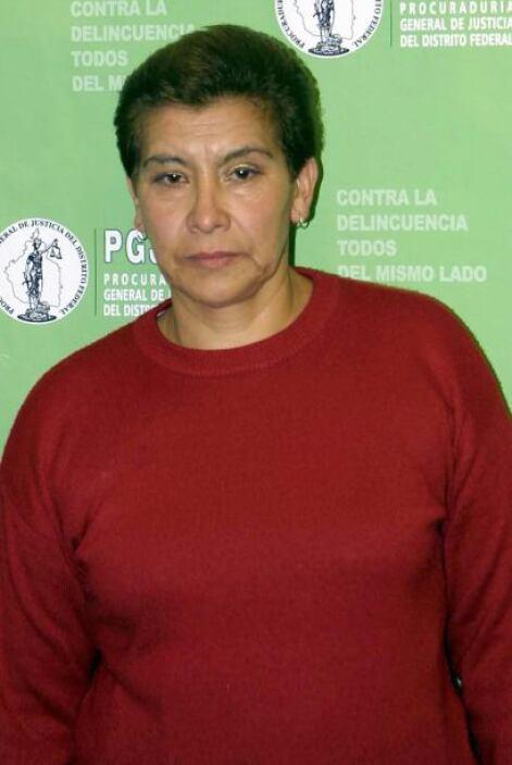 JUANA BARRAZA- Mejor conocida como la 'Mataviejitas', esta mujer se enca...