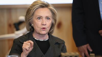 Hillary Clinton espera la publicación de sus correos electrónicos