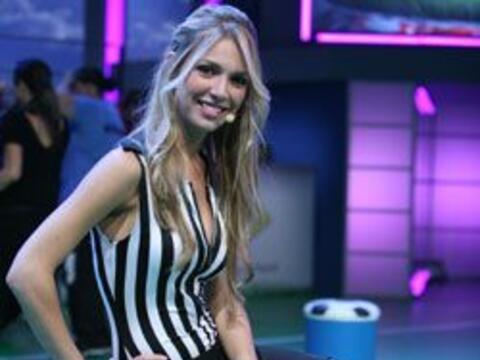 Alessandra esperaba con gusto el regreso del Banco de Suplentes.