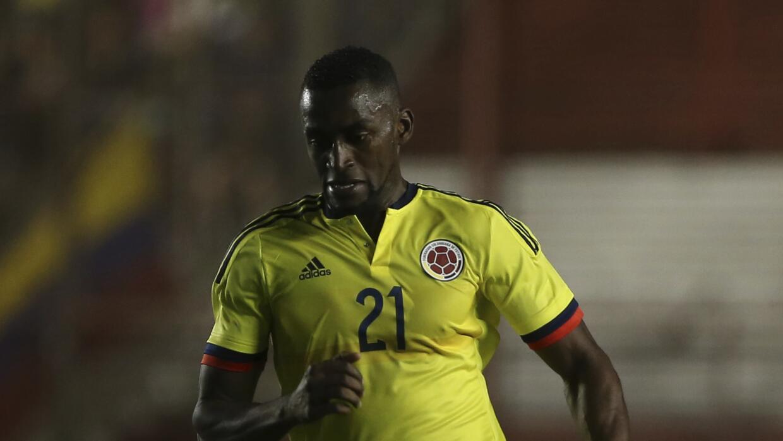 El delantero de Colombia habría preferido al Atlético por jugar Champions