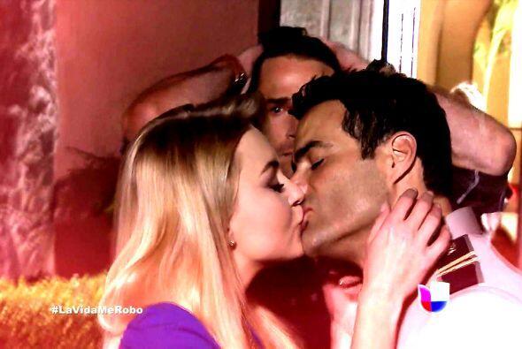 Muchas mujeres quisieran estar en su lugar porque José Luis y Alejandro...