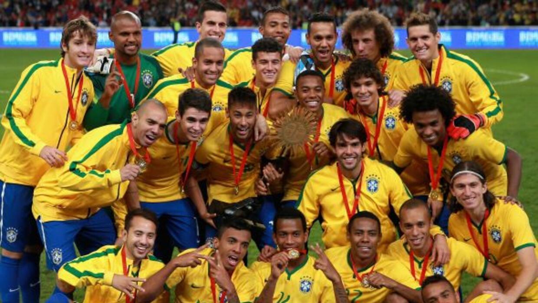 La 'Canarinha' tendrá su primer test del 2015 ante 'Les Bleus'.