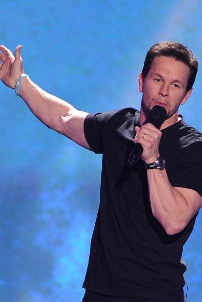Conducidos en esta ocasión por Mark Wahlberg, fue una típica fiesta verd...