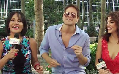 Daniel Arenas y Ela Velden ya mueren por 'Despertar Contigo'