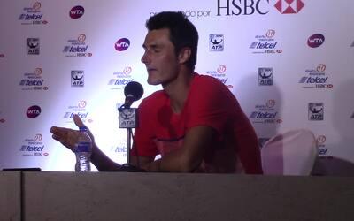 Bernard Tomic quiere celebrar el título en el Abierto de Tenis