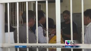 VonTrey Clark es extraditado