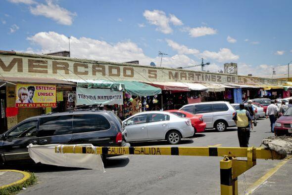 MERCADO MARTÍNEZ DE LA TORRE:  El mercado debe su nombre al que era prop...