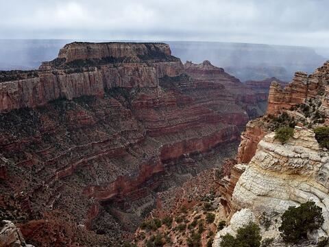 El Gran Cañón es un lugar sagrado para las comunidades ind...
