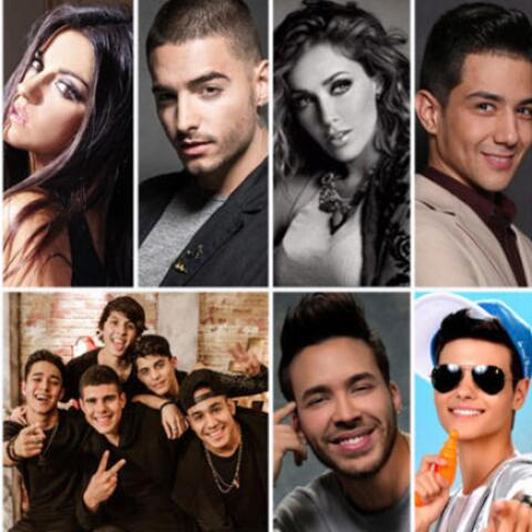 Los más nominados en Premios Juventud