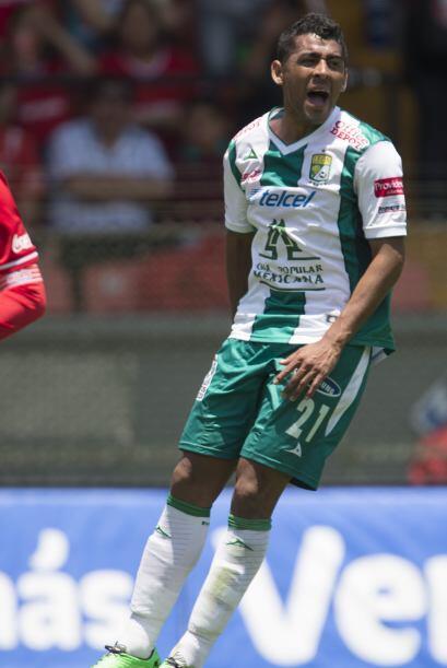 Luis Delgado es leonés de nacimiento y jugó en las fuerzas...