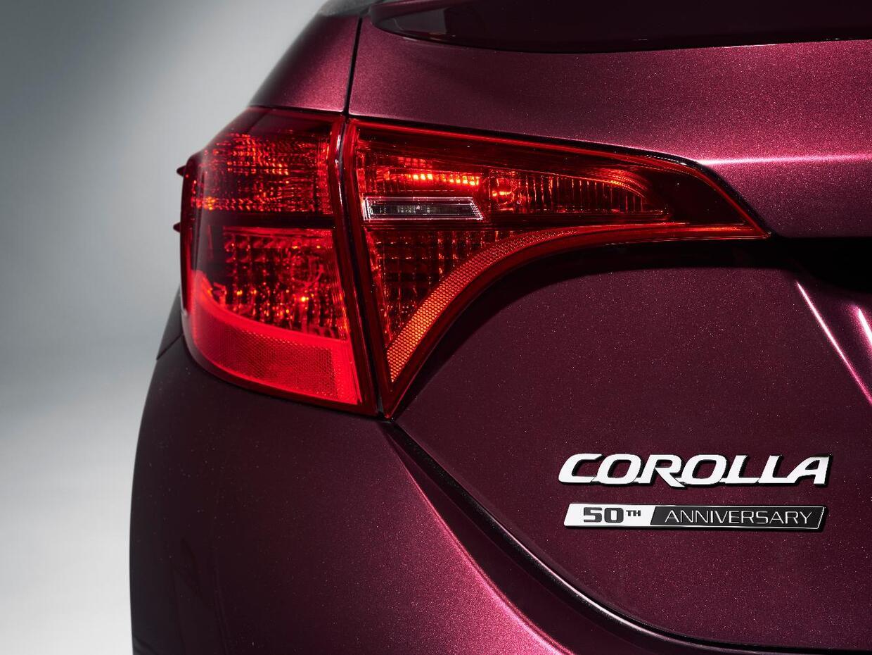 Toyota Corolla Edición 50 Aniversario