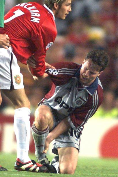 Matthaus, disputó su primera final en 1987 ante el Oporto con el Bayern...