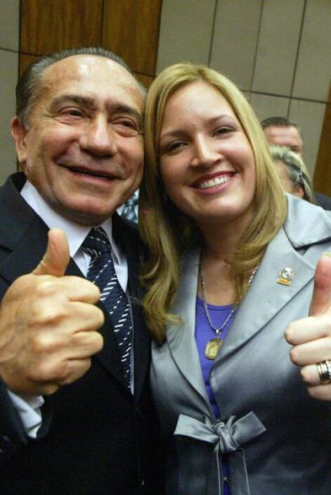 Raúl Cubas, el candidato que lo sustituyó en la UNACE, ganó las eleccion...