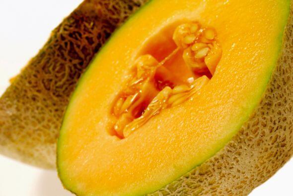 Otra de las frutas que requiere cuidados, es el melón. Lo ideal es comer...