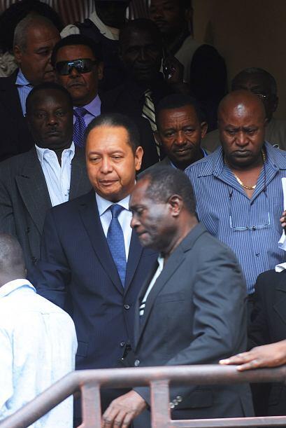 A la muerte de 'Papa Doc', Duvalier de tan sólo 19 años, tomó el poder e...