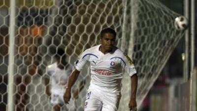 Faena electrizante la de Roger Rojas en el 5-0 del Olimpia ante Deportes...