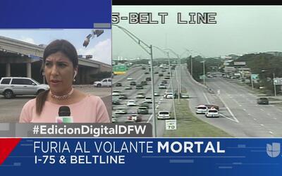 Un tiroteo deja a una persona muerta en la carretera I-75