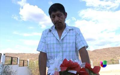 Abimael Martínez tiene un emotivo re-encuentro con su familia