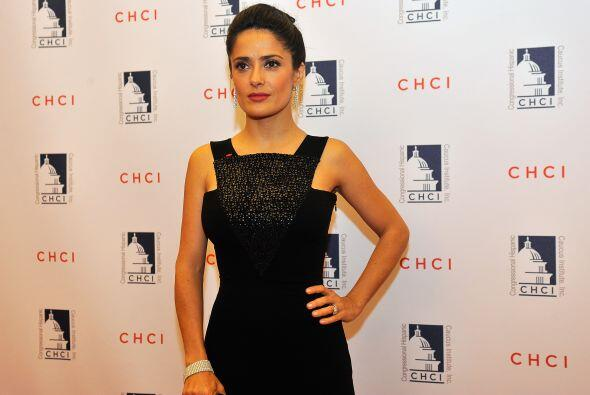 Salma Hayek: Actriz mexicana de teatro, cine y televisión, además de emp...