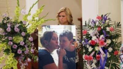 Christina Anderson, de 42 años, y Ethan fueron asesinados y torturados p...