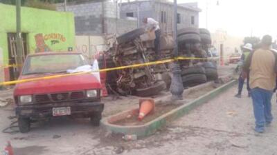 Desolación y caos por accidente mortal en Zacatecas, México